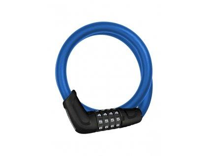 Zámek na kód Abus 5412C/85/12 modrý
