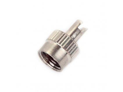 Čepička ventilku moto (AV) - kovová