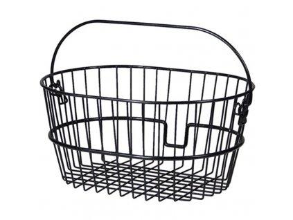 Přední košík na kolo Klickfix STANDARD