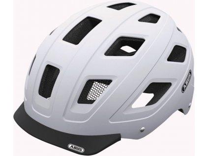 Cyklistická přilba Abus Hyban polar matt velikost M