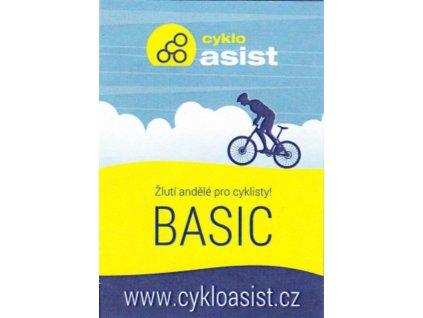 Asistenční služba UAMK - CykloAsist - Basic