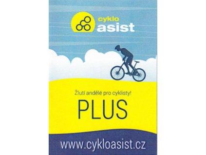 Asistenční služba UAMK - CykloAsist - Plus