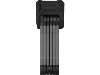 Skládací zámek na kolo Abus Bordo Granit X-plus 6500/85 černý