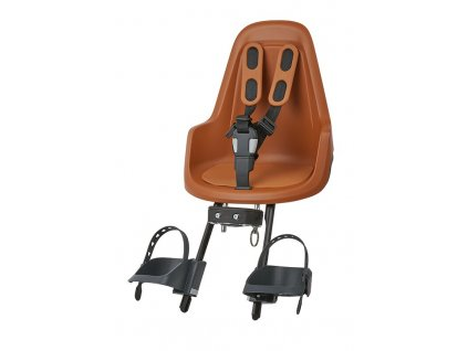 Dětská sedačka na kolo Bobike One Mini Brown