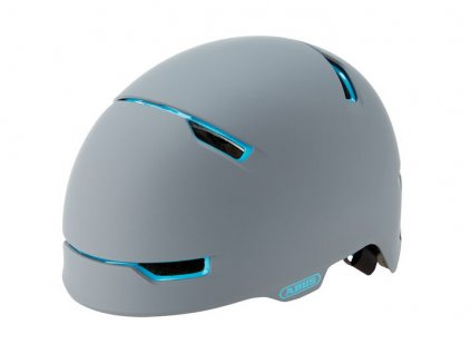 helma na kolo ABUS Scraper 3 0 ACE Helm concrete grey