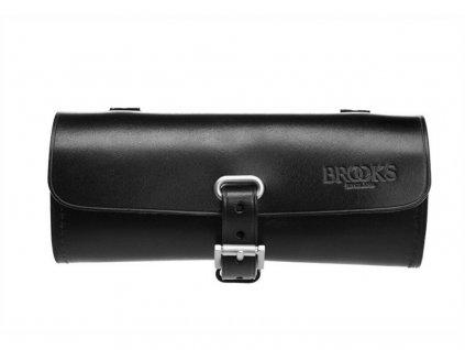 Kožená brašna pod sedlo Brooks Challenge Tool Bag černá