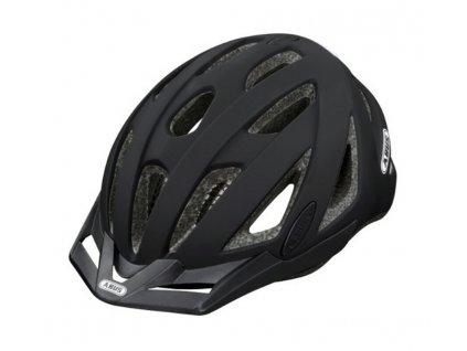 Cyklistická přilba Abus Urban-I velvet black L