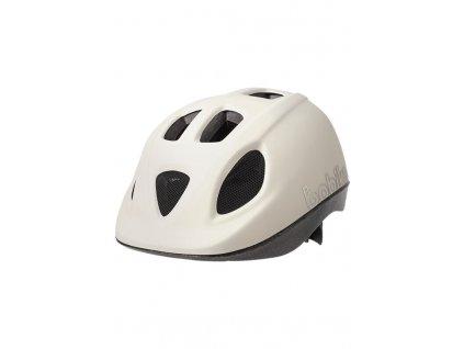 Dětská helma Bobike Go S béžová
