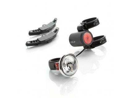 Přední bezbateriová blikačka Reelight SL520 Flash Backup