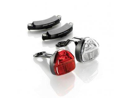 Bezbateriové osvětlení Reelight SL150 Steady Light Sada