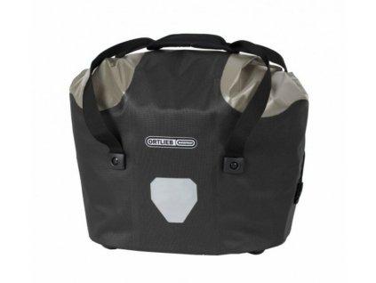 ORTLIEB Handlebar Basket - vodotěsný košík - černý