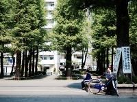 Průkopníci v městské cyklistice