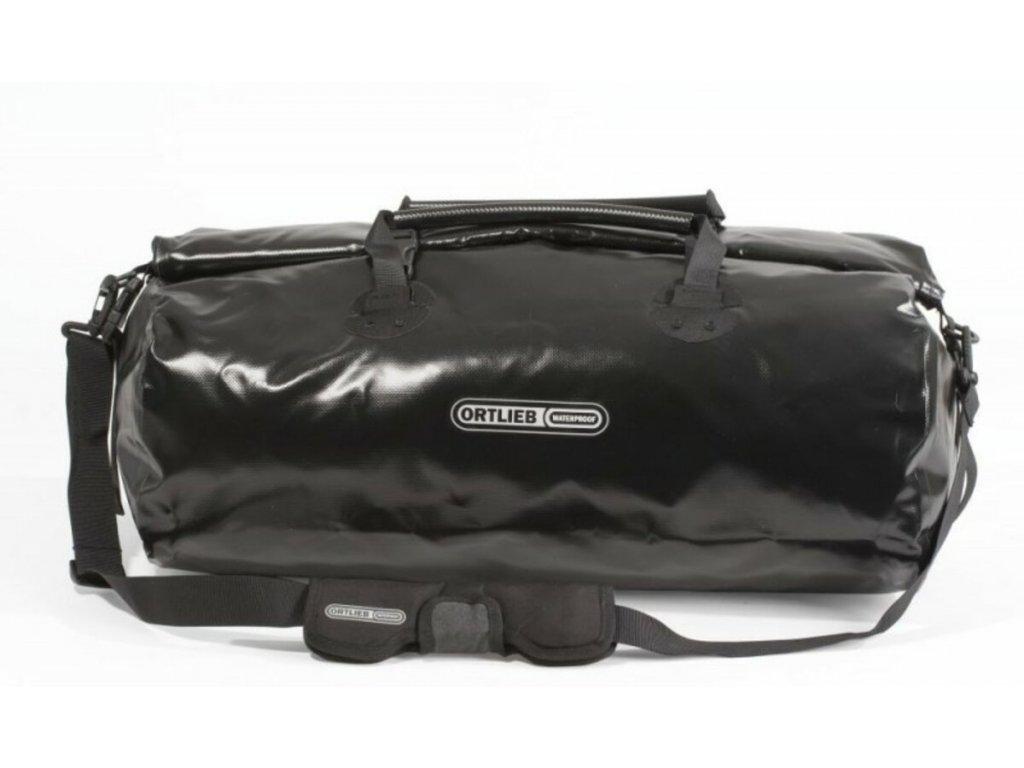 2718 ortlieb rack pack m vodotesna taska 31l cerna