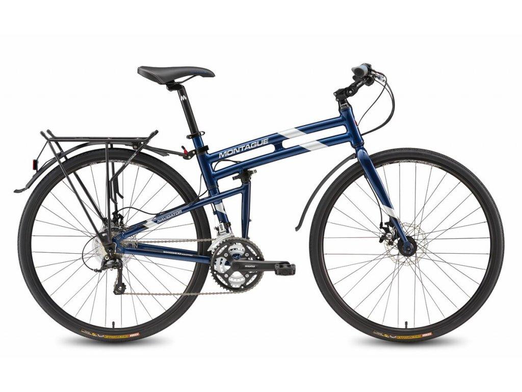 "Skladací trekingový bicykel Montague Navigator M 19"" (48 cm)"