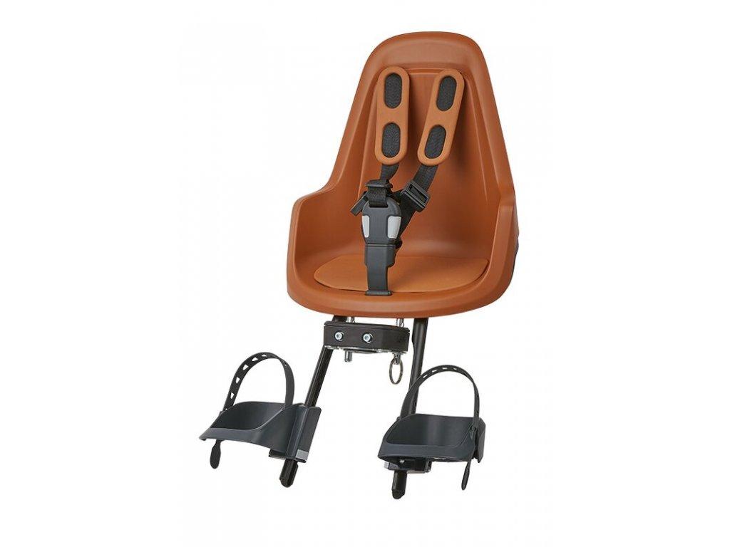 3081 detska sedacka na kolo bobike one mini brown
