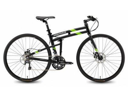"""Skladací krosový bicykel Montague FIT 19"""" (48 cm)"""