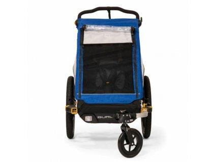 4068 burley d lite single odpruzeny detsky vozik