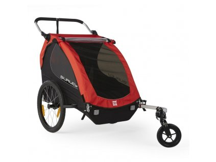 2691 burley honey bee detsky vozik s kocarkovym setem