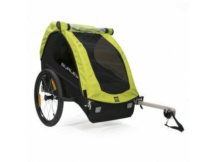 4059 burley minnow detsky vozik za kolo