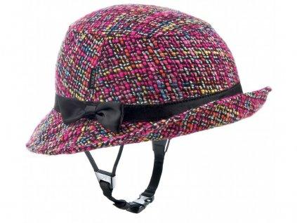 525 cyklisticka helma yakkay tokyo pink jazz