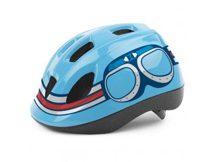1263 detska cyklisticka helma bobike pilot