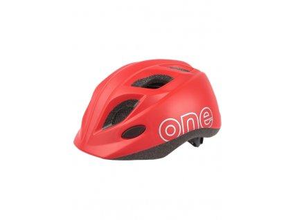 3771 detska helma bobike one plus strawberry red xs