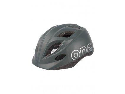 3762 detska helma bobike one plus urban grey xs