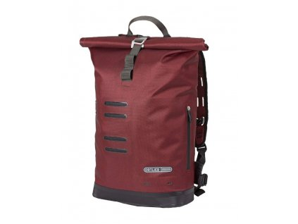 291 ortlieb commuter daypack cerveny
