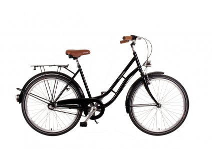 5100 damske mestske retro kolo manchester 26 light black