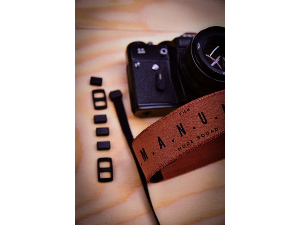 Popruh na fotoaparát / 4 barvy