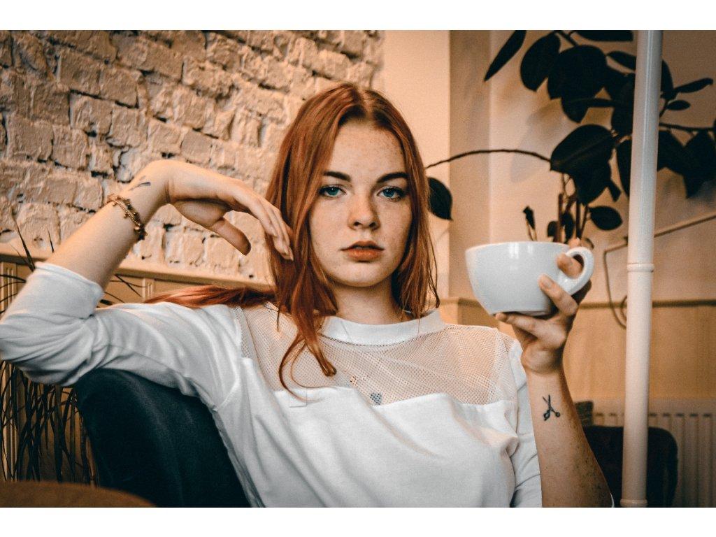 Triko Dekolt  Long Sleeve / 2 barvy