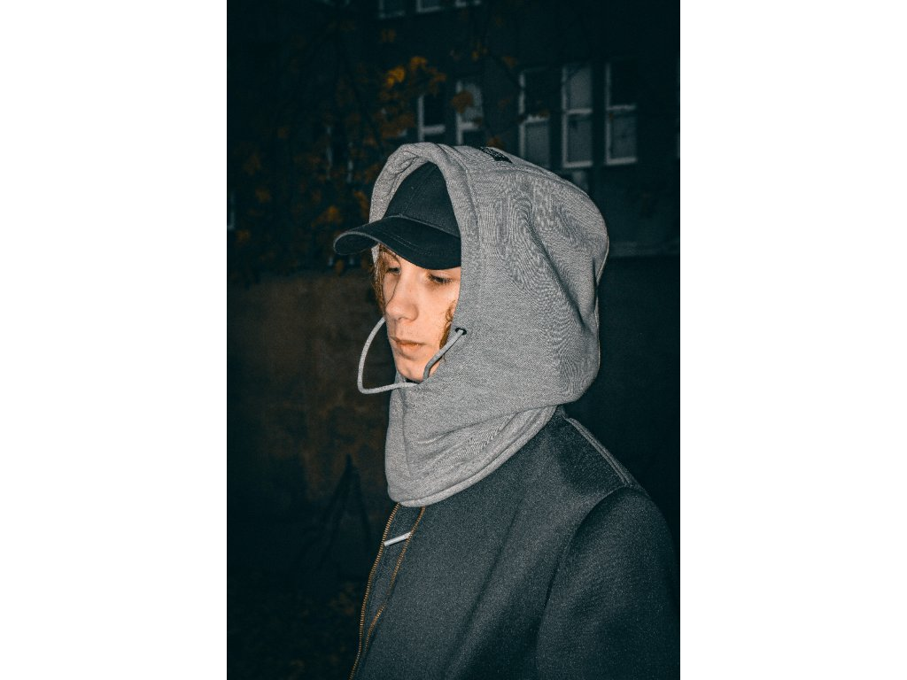 Hood - kapuce Jersey / 2 barvy