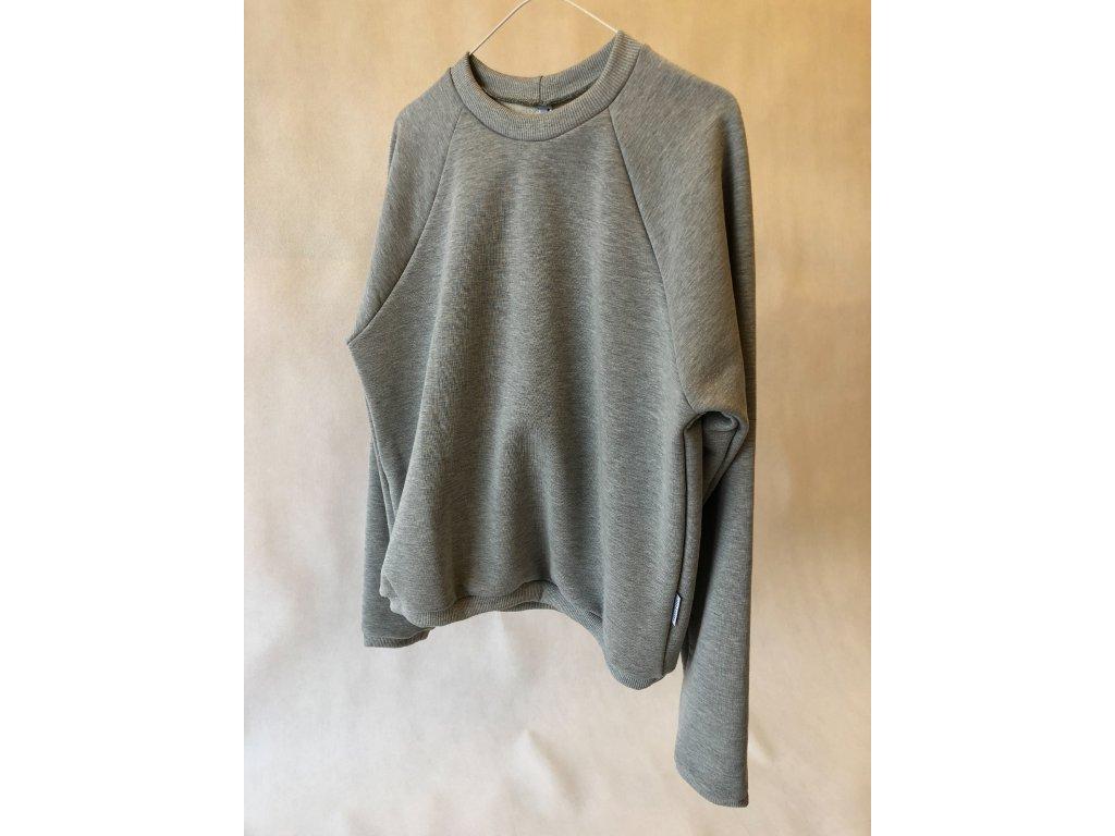City Traveller - sweatshirt / 2 barvy