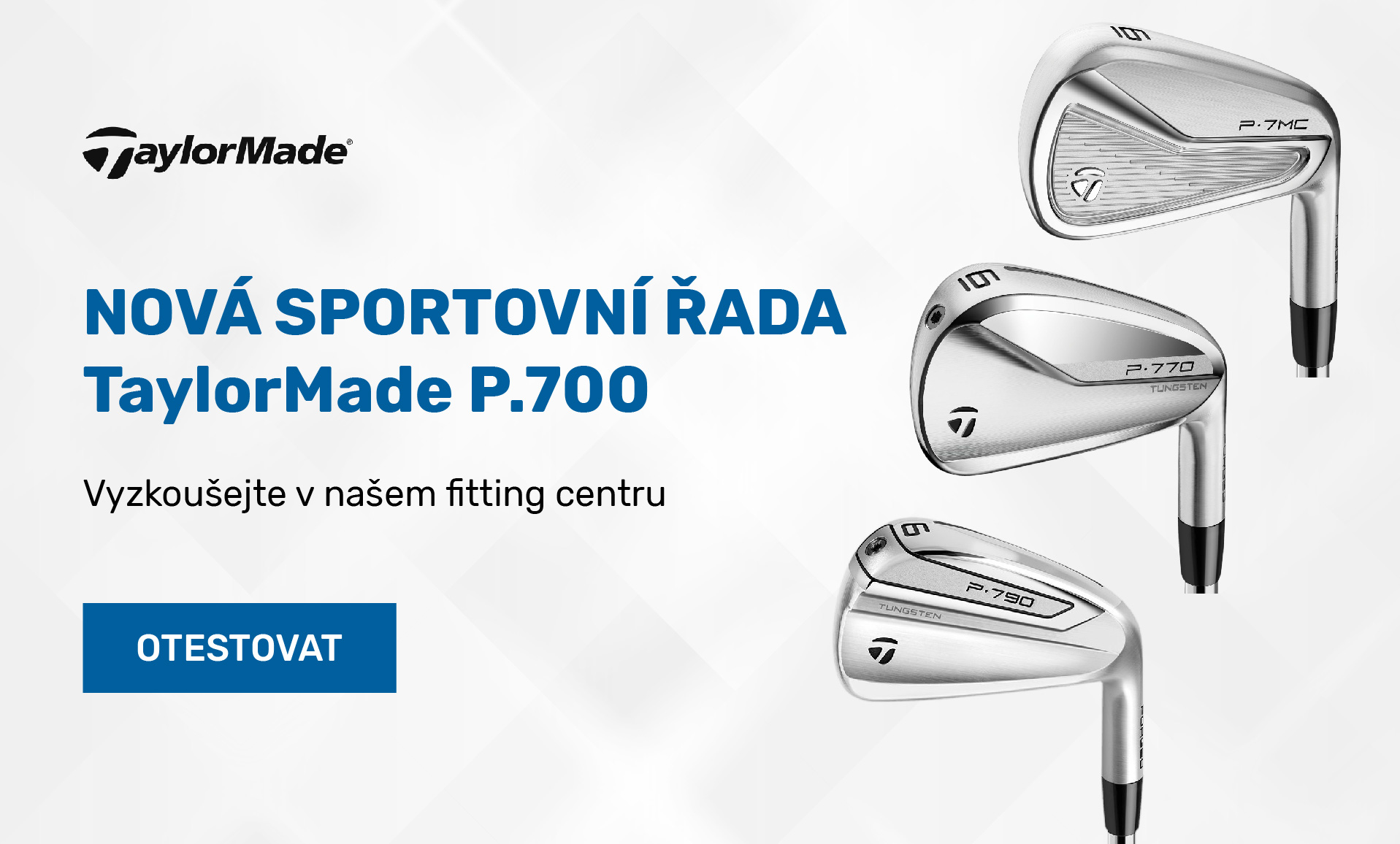 TaylorMade P700