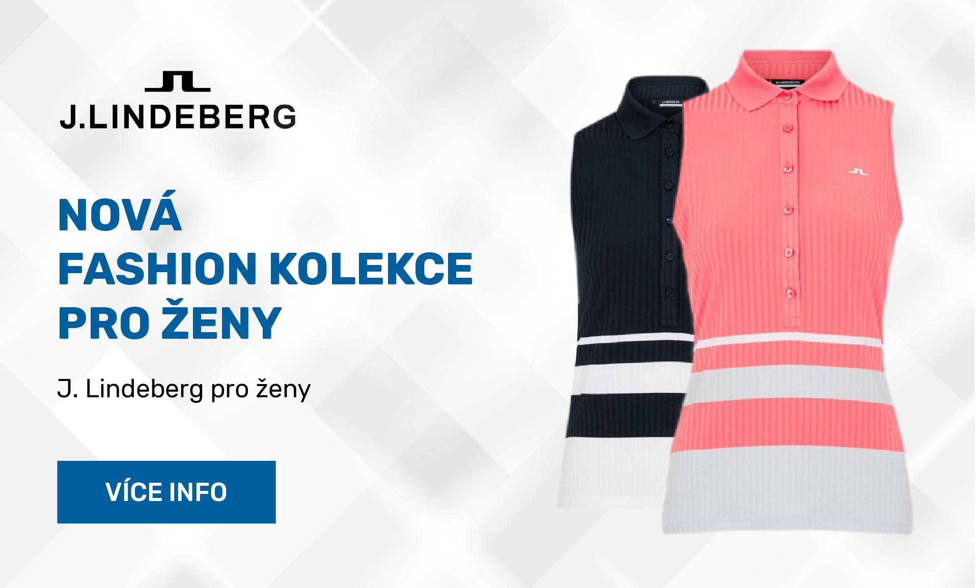 Golfové oblečení J.Lindeberg přo ženy