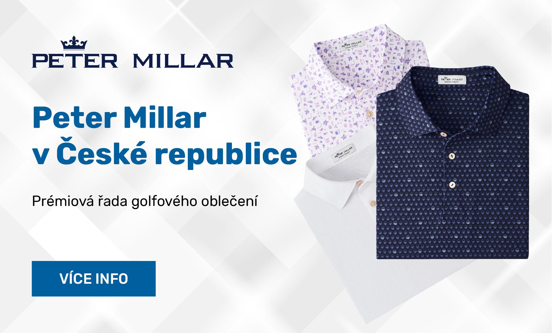 Golfové oblečení Peter Millar pro muže