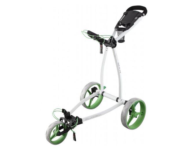 Tříkolové golfové vozíky
