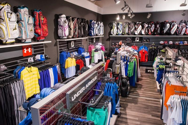Golfovy obchod Praha, Golfshop