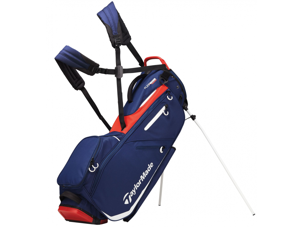 TaylorMade FlexTech, Navy, Red, White