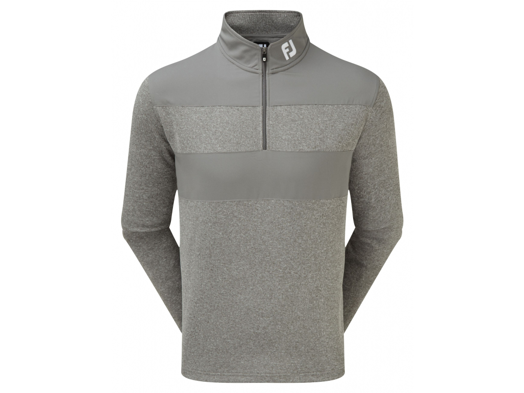 FootJoy Flat Back Rib and Woven Chill-Out, Granite