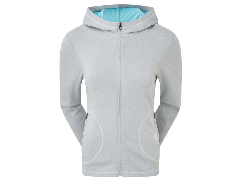 FJ19 Double Layer Jersey Hoodie 96056 front