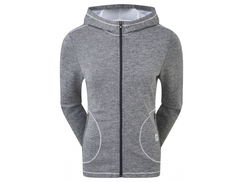 FJ19 Double Layer Jersey Hoodie 96057 front