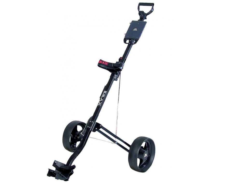 115 basicmax 2 wheel black