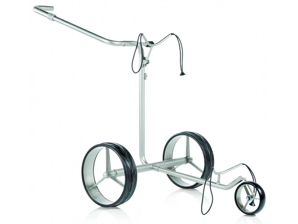 Jucad Drive 2.0 Stainless Steel, elektrický vozík
