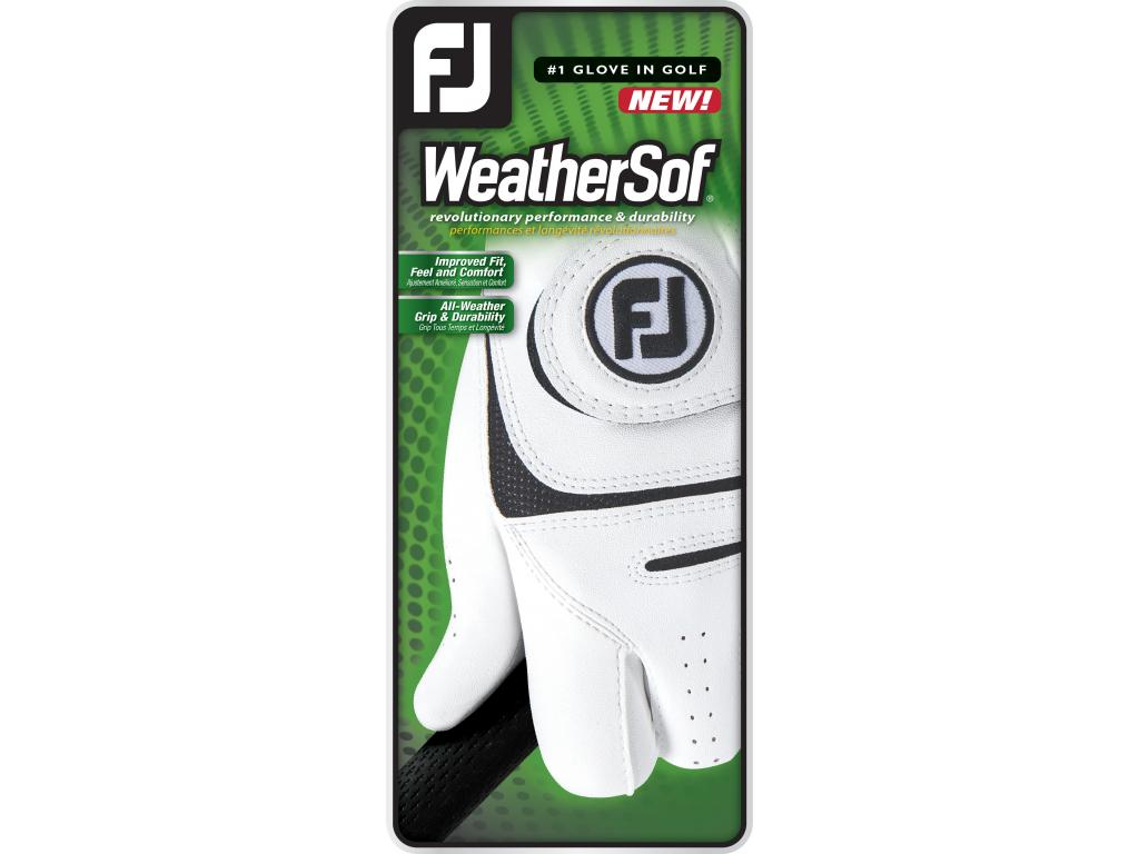 FootJoy WeatherSof, pro ženy, na pravou ruku