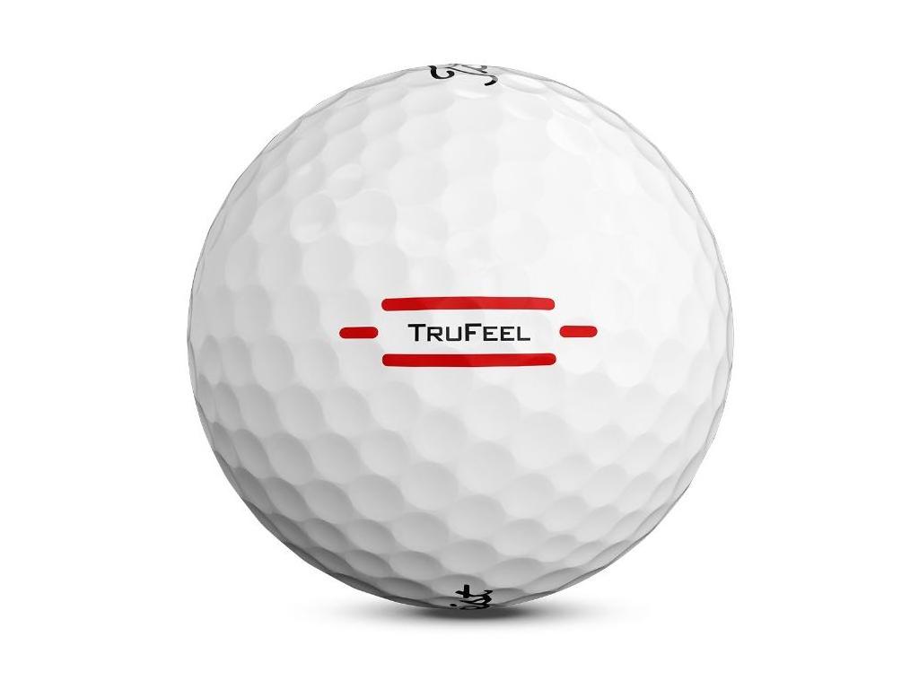 Titleist TruFeel, bílé