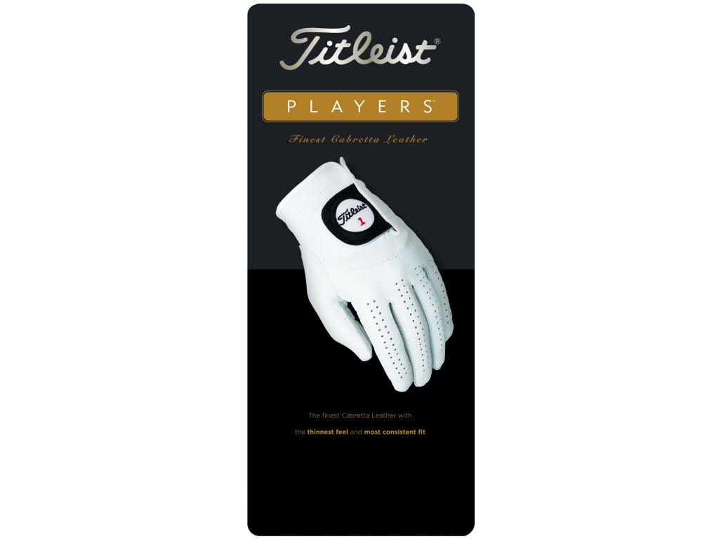 Titleist Players, pro muže, na levou ruku