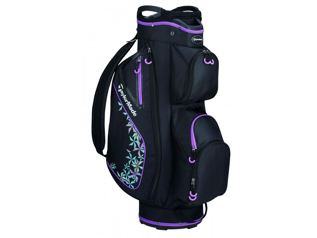 TM19 Kalea 3 Bag Black Violet V2