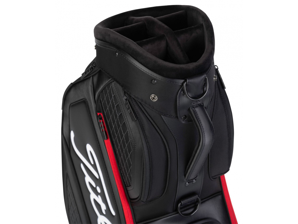 Titleist Jet Black Midsize Bag