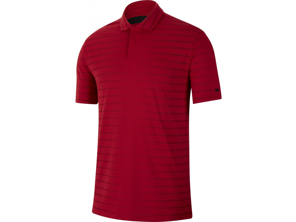 Nike TW Dry Polo Novelty, Gym Red
